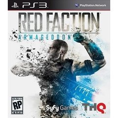 RED FACTION ARMAGEDDON THQ - PS3