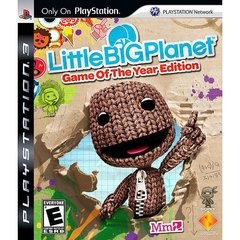 LITTLE BIG PLANET GOTY SONY - PS3 - comprar online