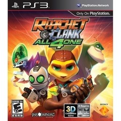 RATCHET AND CLANK: ALL 4 ONE SONY - PS3