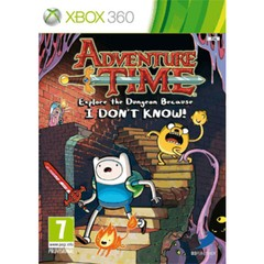 ADVENTURE TIME: EXPLORE THE DUNGEON BECAUSE I DON'T KNOW D3PUBLISHER - XBOX 360