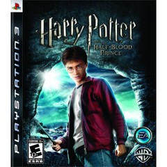 HARRY POTTER E O ENIGMA DO PRINCIPE EA - PS3