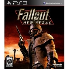 FALLOUT NEW VEGAS BETHESDA - PS3