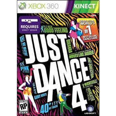 JUST DANCE 4 UBISOFT - X360