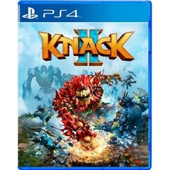 KNACK II SONY - PS4