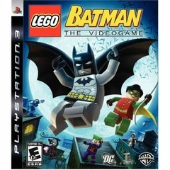 LEGO BATMAN THE VIDEOGAME WARNER - PS3