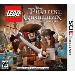 LEGO PIRATES OF THE CARIBBEAN DISNEY - 3DS