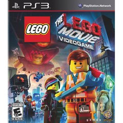 THE LEGO MOVIE VIDEOGAME WARNER BROS - PS3