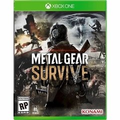 METAL GEAR SURVIVE KONAMI - XONE