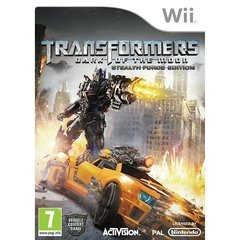 TRANSFORMERS DARK OF THE MOON ACTIVISION - WII