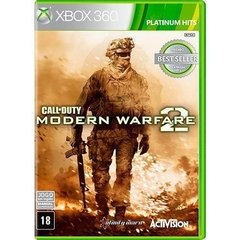 CALL OF DUTY MODERN WARFARE 2 ACTIVISION - X360