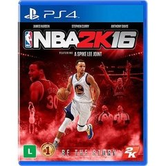 NBA 2K16 2K GAMES - PS4