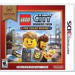 LEGO CITY UNDERCOVER WARNER - 3DS