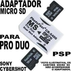 ADAPTADOR DUAL MICRO SD PARA MS ATE 64GB
