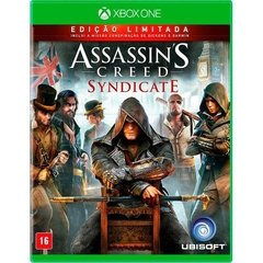 ASSASSINS CREED SYNDICATE UBISOFT - XONE