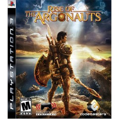 RISE OF THE ARGONAUTS CODEMASTERS - PS3