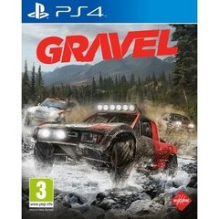 GRAVEL MILESTONE - PS4