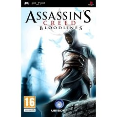 ASSASSINS CREED BLOODLINES UBISOFT - PSP
