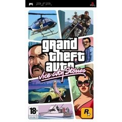 GRAND THEFT AUTO VICE CITY STORIES ROCKSTAR - PSP