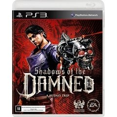SHADOWS OF THE DAMNED EA - PS3