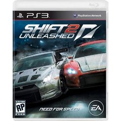 SHIFT 2 UNLEASHED NEED FOR SPEED - PS3