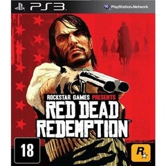 RED DEAD REDEMPTION ROCKSTAR GAMES - PS3 - comprar online