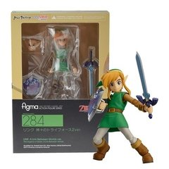 ACTION FIGURE  A LINK BETWEEN WORLDS FIGMA 284 GOOD SMILE