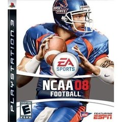 NCAA 08 FOOTBALL EA – PS3