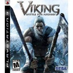 VIKING BATTLE FOR ASGARD SEGA - PS3