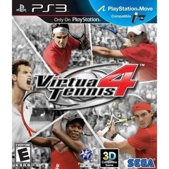 VIRTUA TENNIS 4 SEGA - PS3
