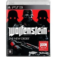 WOLFENSTEIN: THE NEW ORDER BETHESDA - PS3
