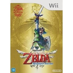 THE LEGEND OF ZELDA: SKYWARD SWORD NINTENDO - WII