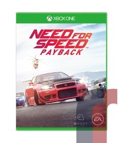 NEED FOR SPEED PAYBACK - XBOX ONE - MÍDIA FÍSICA