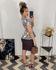 FDL - Conjunto peplum Beauty na internet