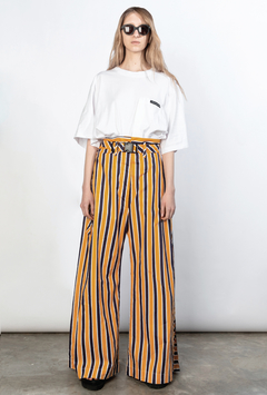 BLAH BLAH BLAH STRIPES PANTS - buy online