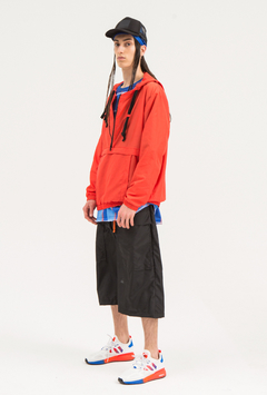 ORANGE JEREMY ANORAK - buy online