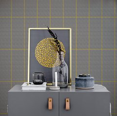 Wallpaper Tiles Gris 2325-1 - comprar online