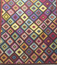 Tapete Kilim Vegetable 252x304 KV004 - Zarif Tapetes