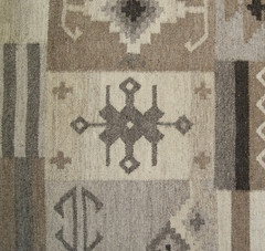 Tapete Kilim Patch 200x250 10800 - Zarif Tapetes