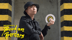 Baraja Broken Borders de The New Deck Order Jaspas NDO Cardistry en internet