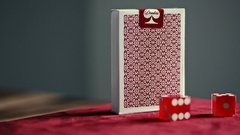 Baraja Madison Dealers Red Playing Cards Rojo Ellusionist Daniel Madison en internet