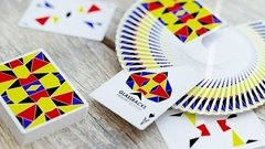 Baraja Glassback Playing Cards