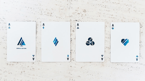 Baraja Odyssey Boreal Playing Cards
