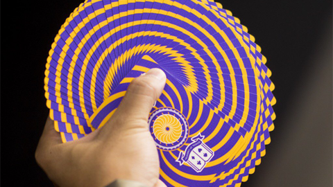 Baraja The School of Cardistry V4 Deck NDO New Deck Order