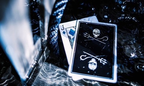 Baraja Sea Shepherd Playing Cards de Ellusionist
