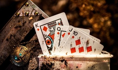 Baraja Talons Playing Cards de Ellusionist