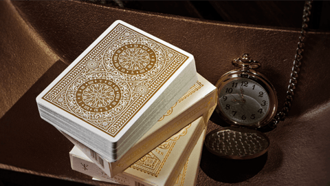 Tycoon Playing Cards Ivory