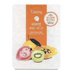 Mascarilla Facial COONY VITAMIN Essence Mask