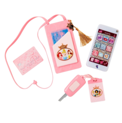 Conjunto telefone Play On Disney Princess - Lulu Kids Importados