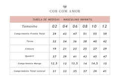 Pijama Manga Curta Menino -  just be you - Lulu Kids Importados