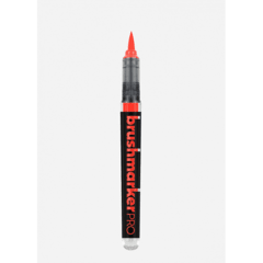BrushmarkerPRO Neon colours, Neon Orange Red